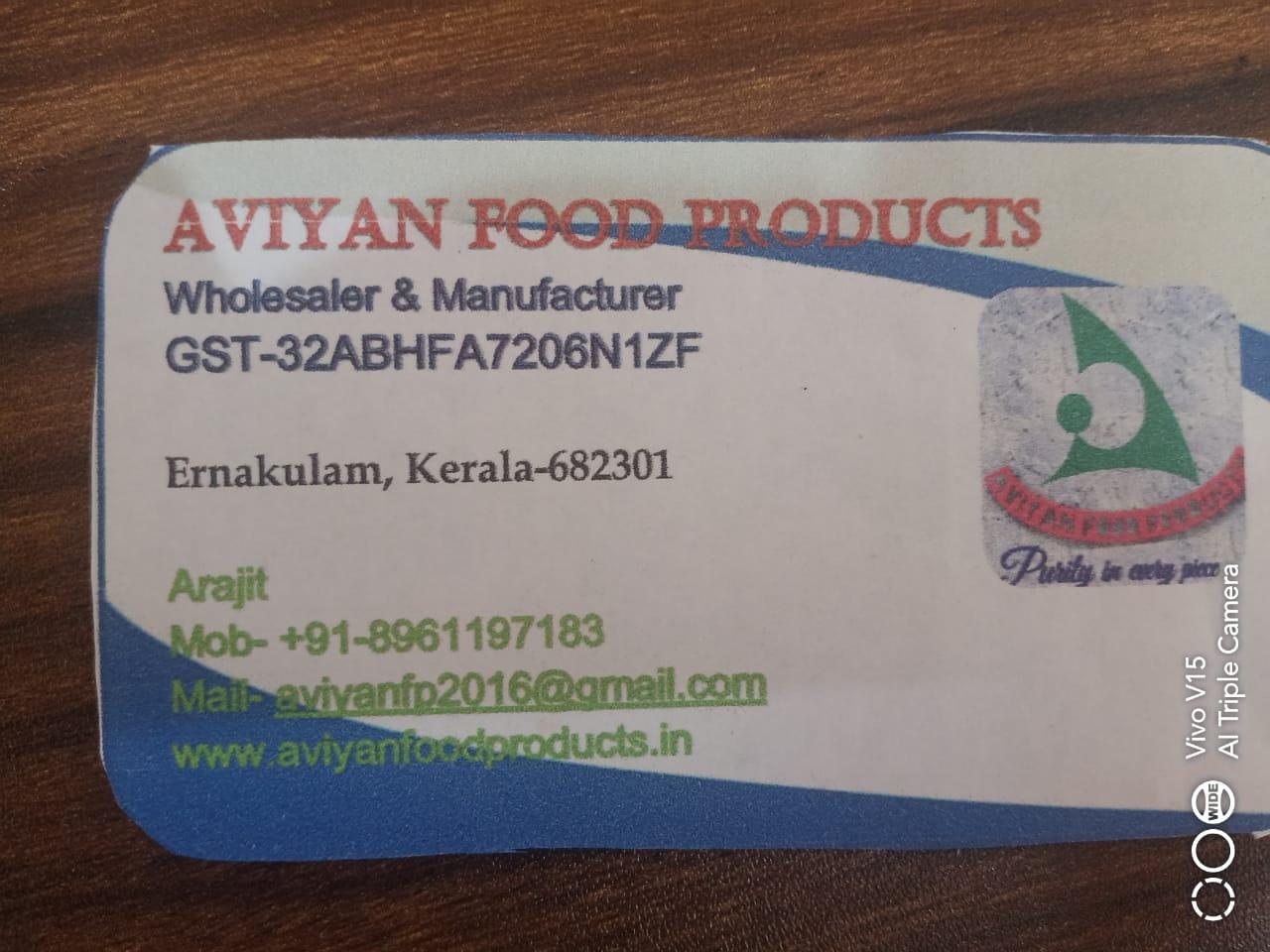 Aviyan Food Product