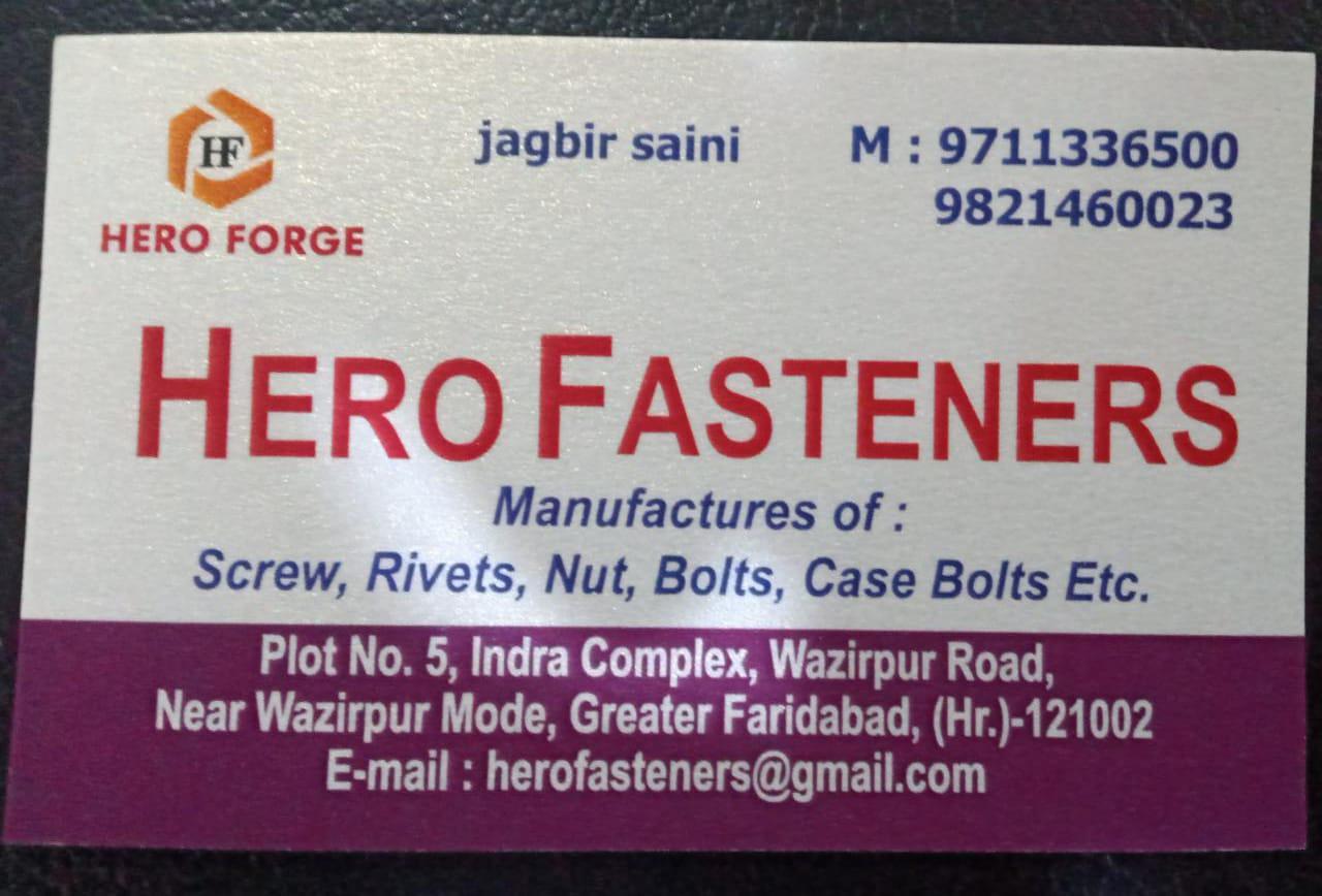 HERO FASTENERS