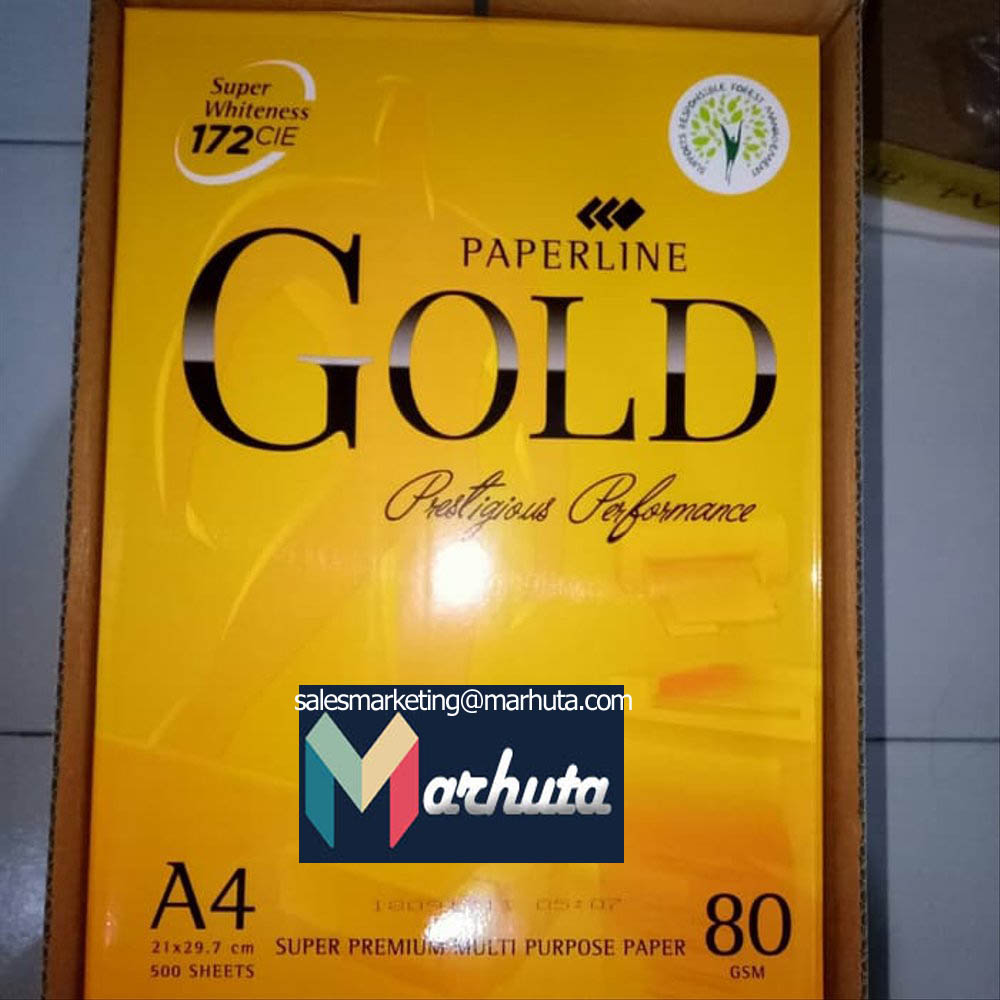 Best deal office paper a4 80 gsm (paper one)