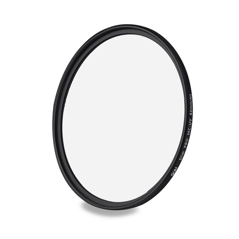 GiAi slim 82mm Camera UV Filter Camera lens protector for Canon camera