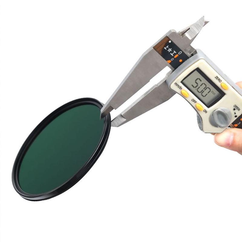 GiAi 55mm nano coated Circular Polarizer Filter Camera CPL filter