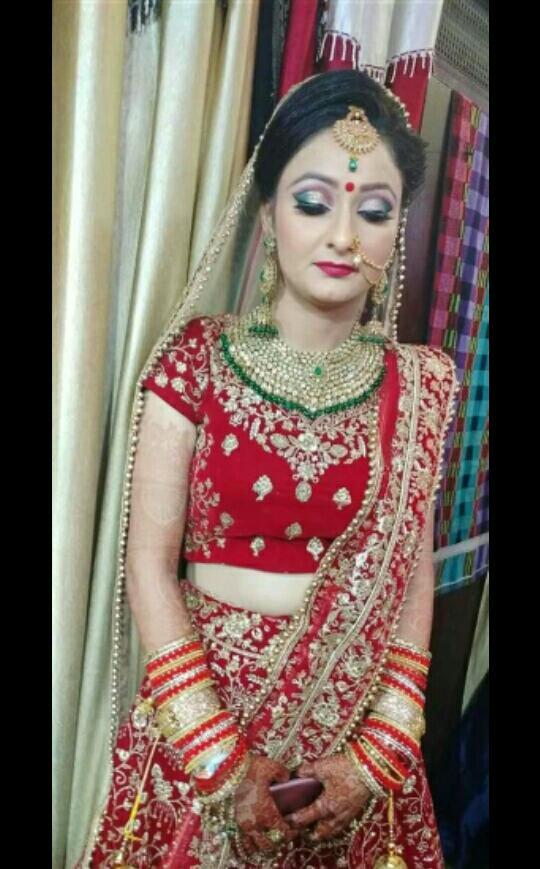 Bridal makeup - HD Airbrush