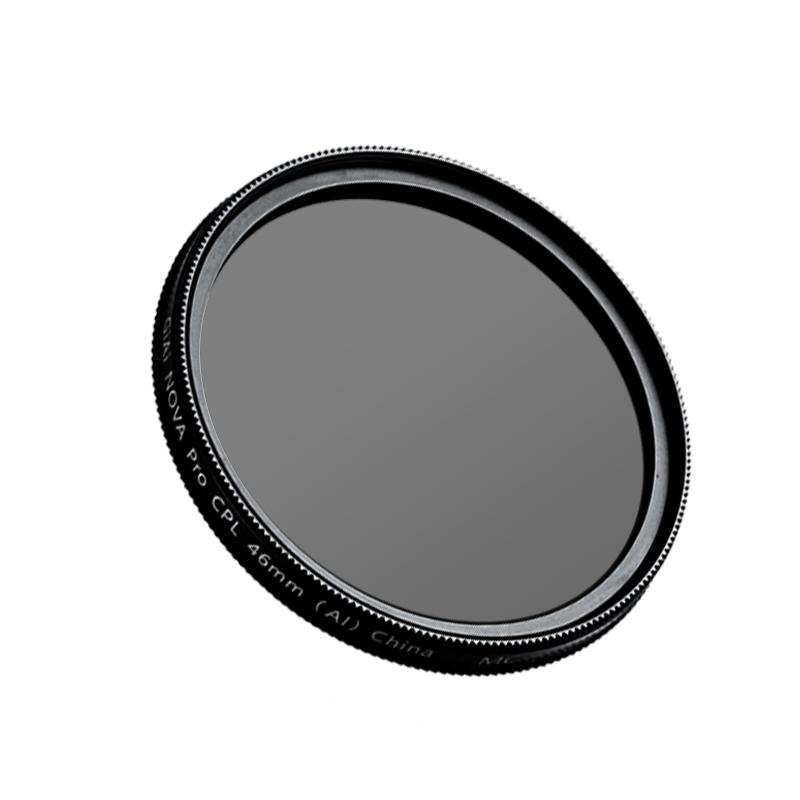 GiAi 46mm CPL filter 18-layer nano coated camera Circular Polarizer Filter