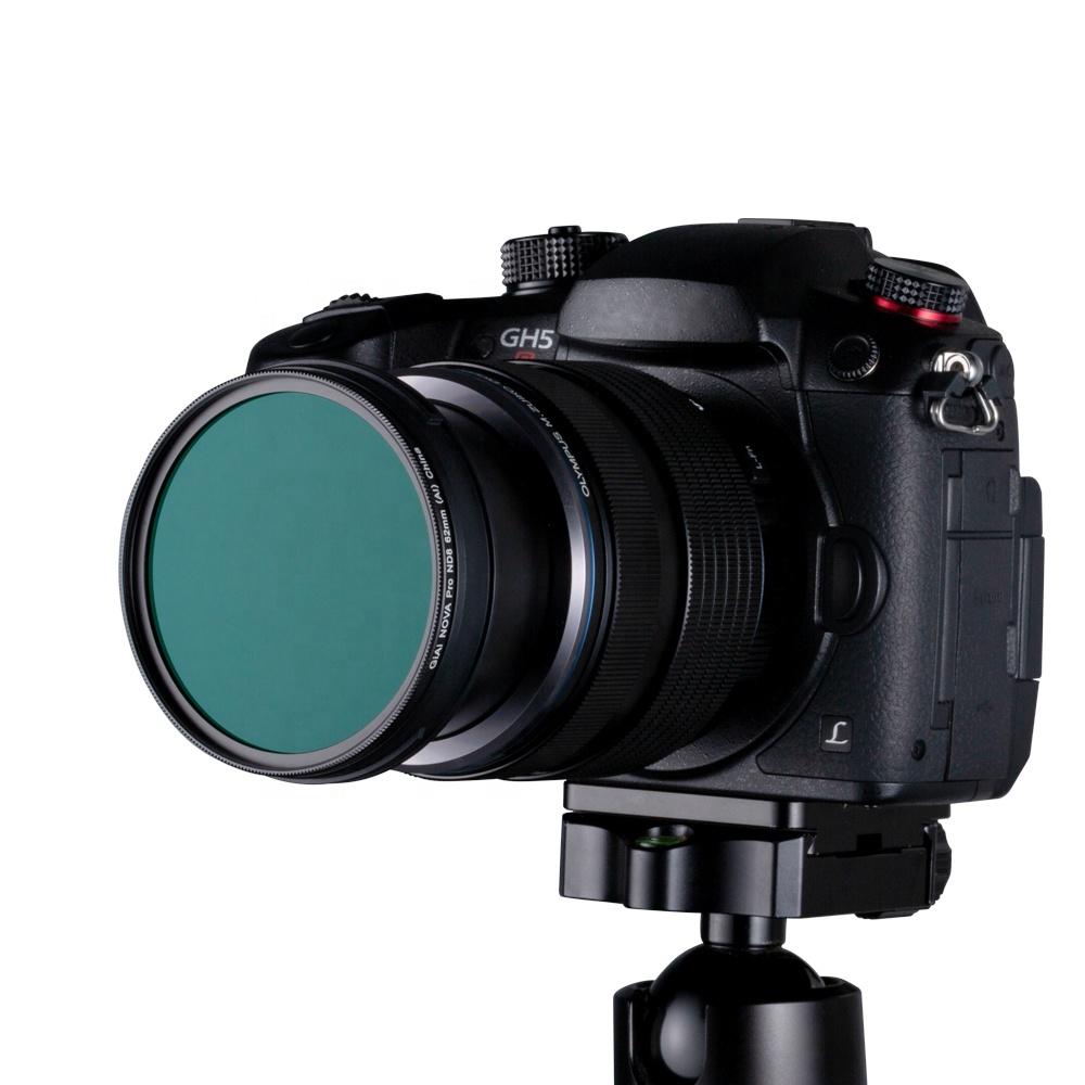 GiAi Slim 82mm Camera ND filter ND8 Neutral density filter for DSLR camera