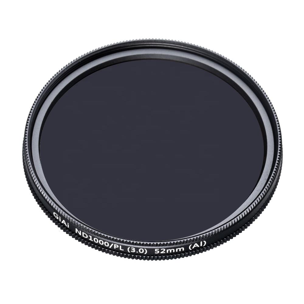 GiAi 43mm ND8 filter Neutral density filter Camera ND filter for Camera lens