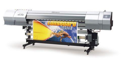 Best deal Roland Hi-Fi Express FP-740 Sublimation Printer 74 Inch