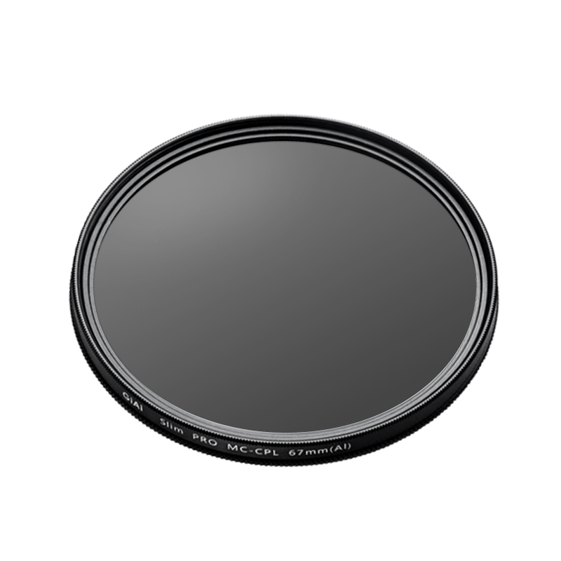 GiAi slim 67mm Camera CPL Filter polarizing filter for dslr camera