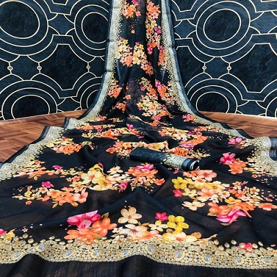 New Festival Collection Sarees