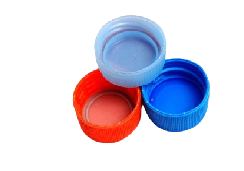Bottle Caps and Plastic leads