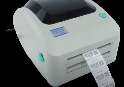 Barcarode Sticker and Equipment