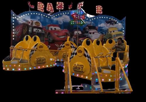 Amusement Games & Equipments
