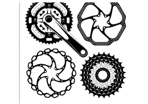 Bicycle Parts & Accessories