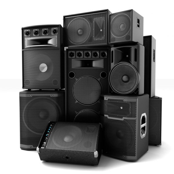 Speakers & Speaker Parts