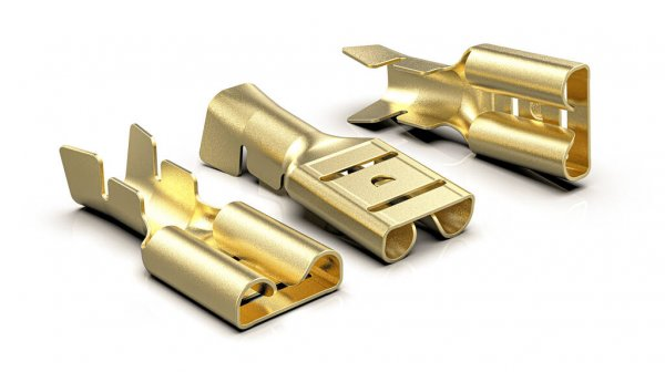 Brass Electrical & Electronic Components