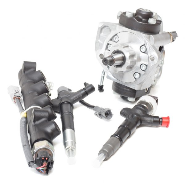 Fuel Injection Systems/Pipes